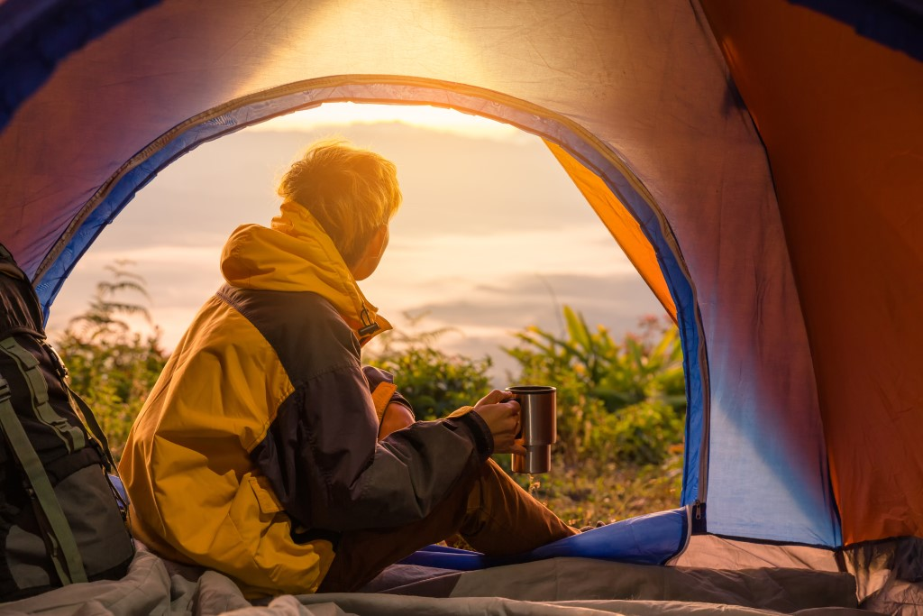 camping pillqu outdoor