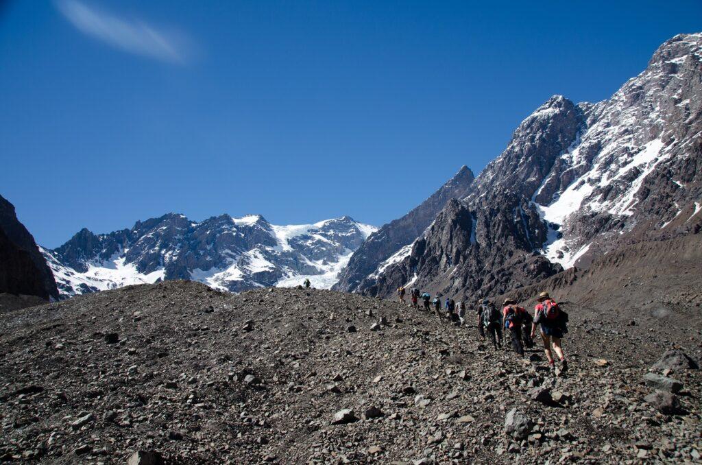 trekking pillqu